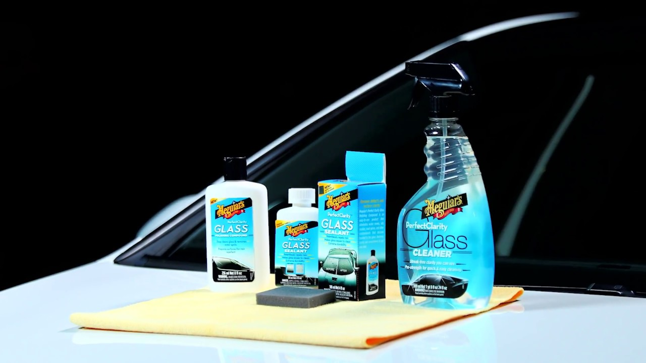 Meguiars Glass Sealant