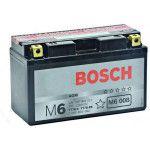 Acumulator Bosch M6 AGM 7Ah 120A
