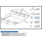 Scut Motor Metalic Citroen Jumper