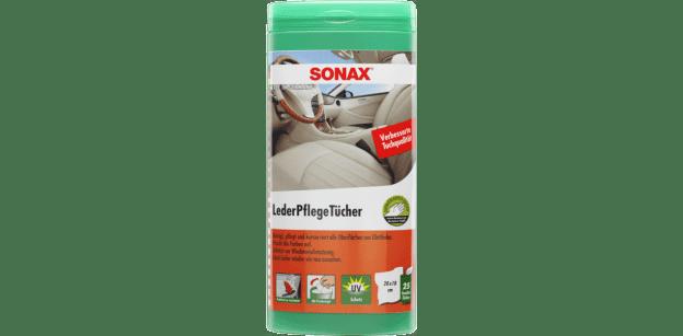 Sonax servetele piele 60 ml