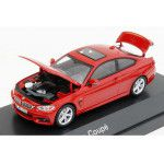 Miniatura BMW Seria 4 Gran Coupe F33 1:43 Melbourne Red