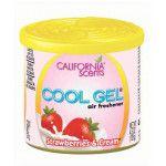 Odorizant Cool Gel Strawberries Cream - California Scents