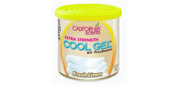 ODORIZANT COOL GEL FRESH LINEN - CALIFORNIA SCENTS