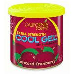 Odorizant California Scents Cool Gel Concord Cranberry