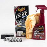 Kit Argila Decontaminare Meguiar's Smooth Surface Clay Kit