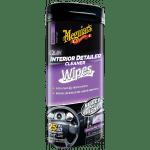 Servetele Curatare Interior Meguiars Quik Interior Detailer Cleaner Wipes