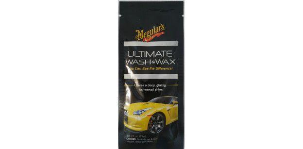 Mostra Sampon cu Ceara Meguiars Ultimate Wash Wax 30 ml