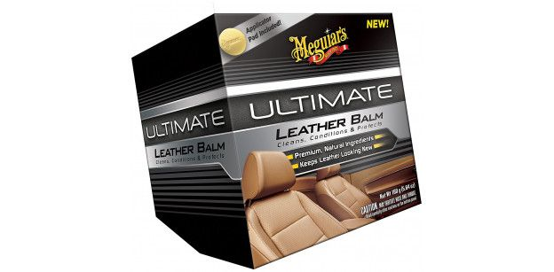 Balsam Piele Meguiars Ultimate Leather Balm 160g