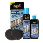 Kit Polish Faruri Meguiars Two Step Headlight Restoration Kit