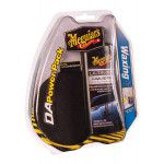 Kit Ceruire Orbitala Meguiars DA Waxing Power Pack