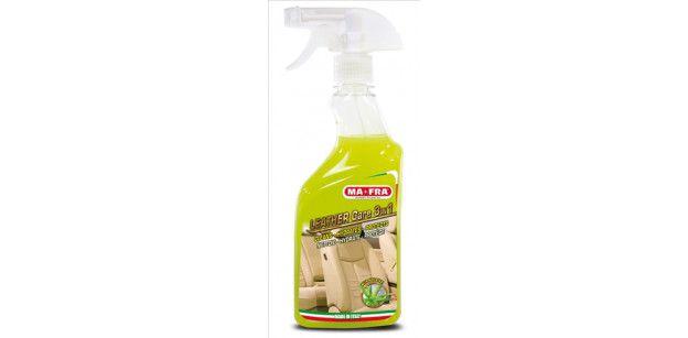 Solutie Curatare Tapiterie Piele Mafra 3in1 500 ml