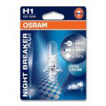 Bec H1 12V 55W P14,5s NIGHT BREAKER UNLIMITED (BLISTER) OSRAM