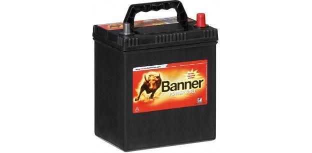 ACUMULATOR BANNER POWER BULL 40ah - borna normala
