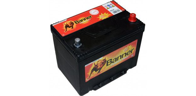 ACUMULATOR BANNER POWER BULL 70AH - borna normala
