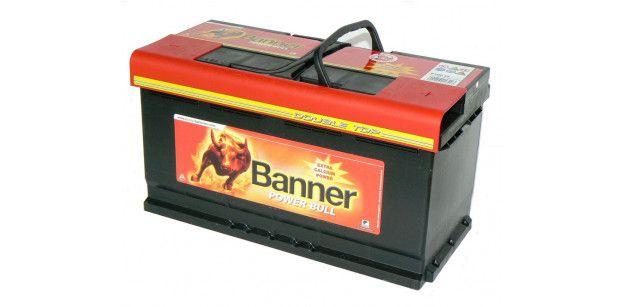 ACUMULATOR BANNER POWER BULL 95AH 760