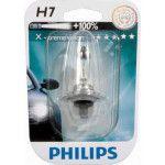 Bec H7 12V 55W PX26d X-TREME VISION (BLISTER) PHILIPS
