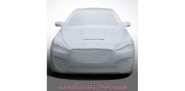 Husa All-Weather Jaguar F-Pace