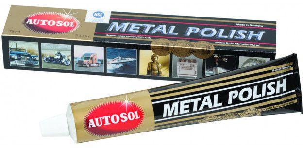 Autosol Metal Polish 75 gr