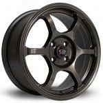 Janta Aliaj Rota Wheels Boost R16 7J 4x100 ET45 Gunmetal