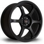 Janta Aliaj Rota Wheels Boost R17 7.5J 4x100 ET45 FBlack