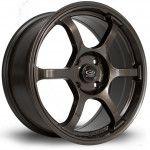 Janta Aliaj Rota Wheels Boost R17 8J 4x114 ET35 Gunmetal