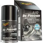 Solutie Curatare Aer Conditionat Meguiars Whole Car Air Re-Fresher Black Chrome