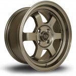 Janta Aliaj Rota Wheels Grid-V R15 7J 4x100 ET20 Bronze