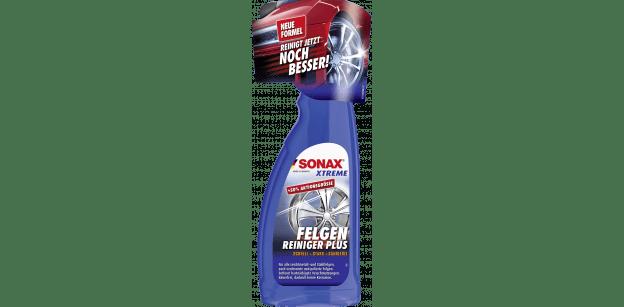 Solutie Curatare Jante Aliaj Sonax Xtreme Wheel Cleaner Plus 750 ml