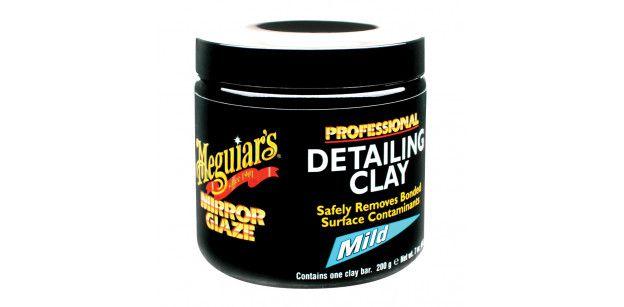 Argila Decontaminare Meguiars Detailing Clay Mild 200 g