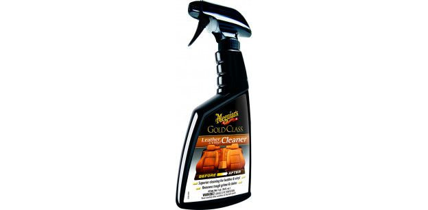 Solutie Curatare Piele Meguiars Gold Class Leather Cleaner