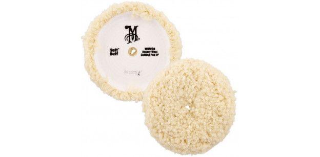Burete Lana Meguiars Soft Buff Rotary Wool Pad 200 mm